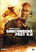 Cover k filmu Smrtonosná past 4.0 (2007)