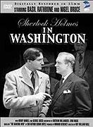 Poster k filmu  Sherlock Holmes in Washington