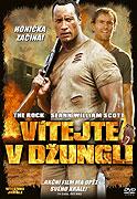 Cover k filmu Vítejte v džungli (2003)
