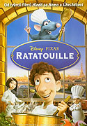 Cover k filmu Ratatouille (2007)