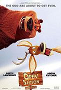 Poster k filmu  Lovecká sezóna
