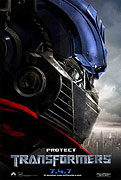 Cover k filmu Transformers (2007)