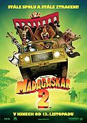 Poster k filmu  Madagaskar 2: Útěk do Afriky
