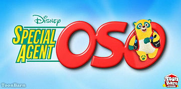Poster k filmu  Superagent Oso (TV seriál)