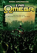 Poster k filmu I Am Omega (video film)