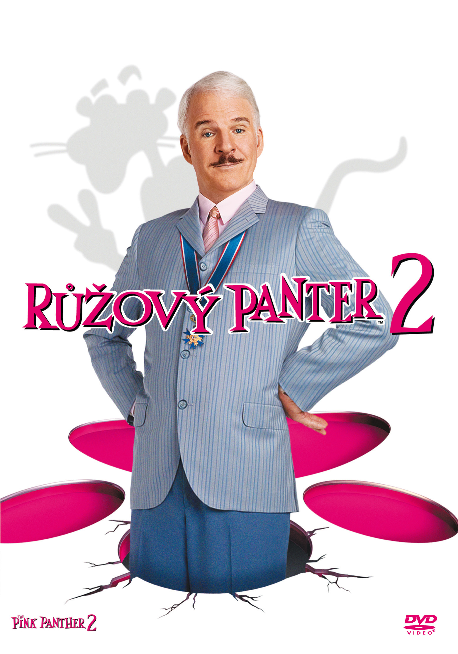 Spustit online film zdarma Růžový panter 2