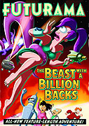 Spustit online film zdarma Futurama: The Beast with a Billion Backs
