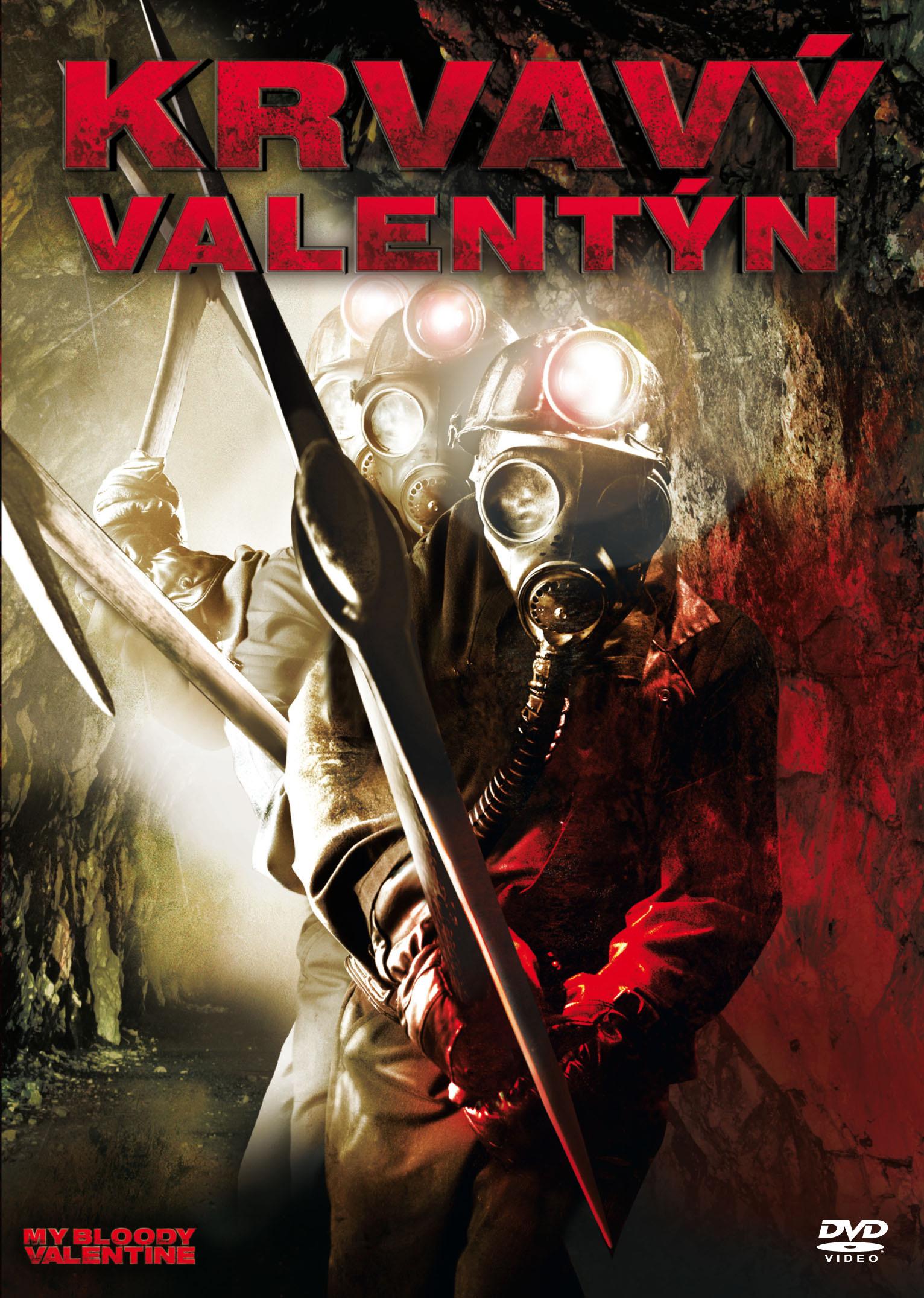 Spustit online film zdarma Krvavý Valentýn 3D