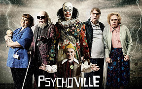 Poster k TV seriálu Psychoville (TV seriál)