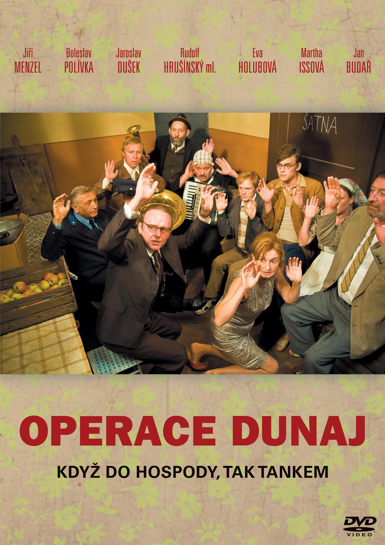 Spustit online film zdarma Operace Dunaj