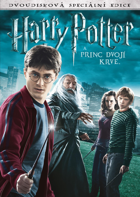 Film Harry Potter a Princ dvojí krve online zdarma