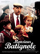 Spustit online film zdarma Pan Batignole