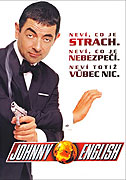 Cover k filmu Johnny English (2003)