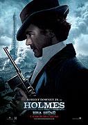 Poster k filmu  Sherlock Holmes: Hra stínů