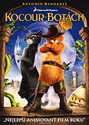 Cover k filmu Kocour v botách (2011)