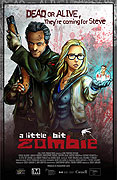 Poster k filmu Tak trochu zombie (festivalový název)