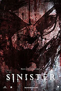 Poster k filmu<br /> Sinister</p> <p>