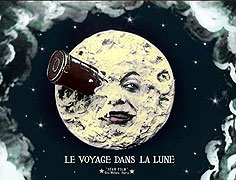 Voyage dans la lune, Le