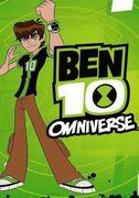 Poster undefined  Ben 10: Omniverse (TV seriál)