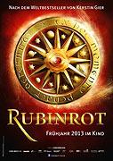 Poster k filmu        Rubínově červená       (festivalový název)