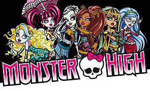 Poster undefined          Monster High (TV seriál)