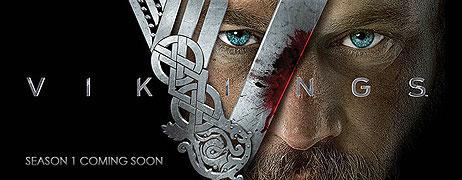 Poster undefined         Vikings (TV seriál)