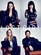 Poster k filmu  Dívka odjinud (TV seriál)