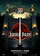 Cover k filmu Jurský Park (1993)