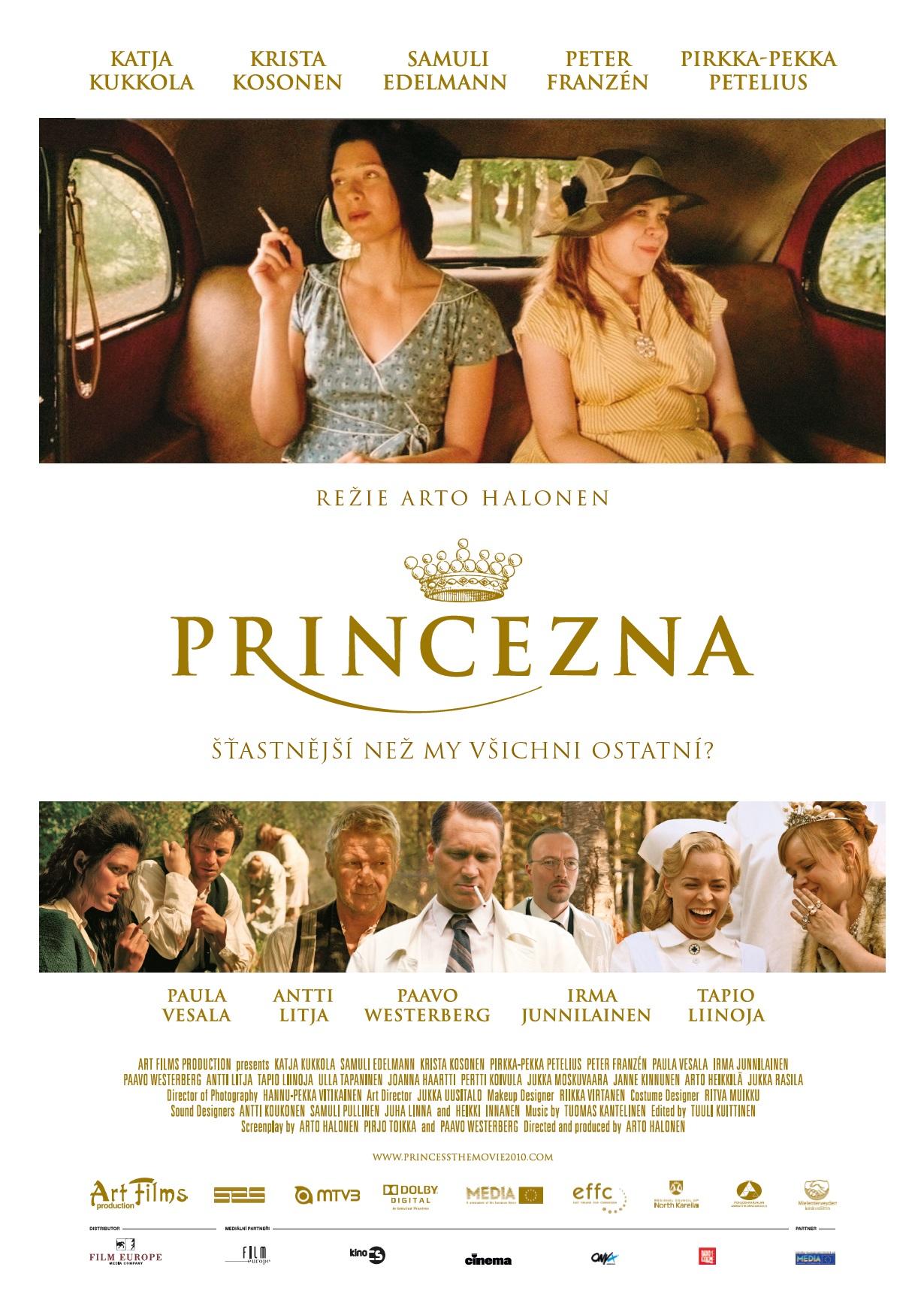 Spustit online film zdarma Princezna