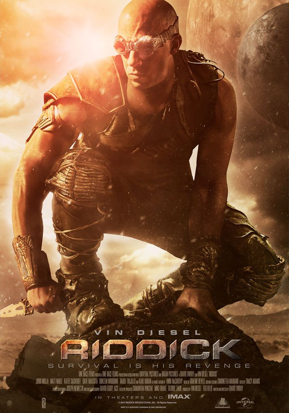 Re: Riddick (2013)
