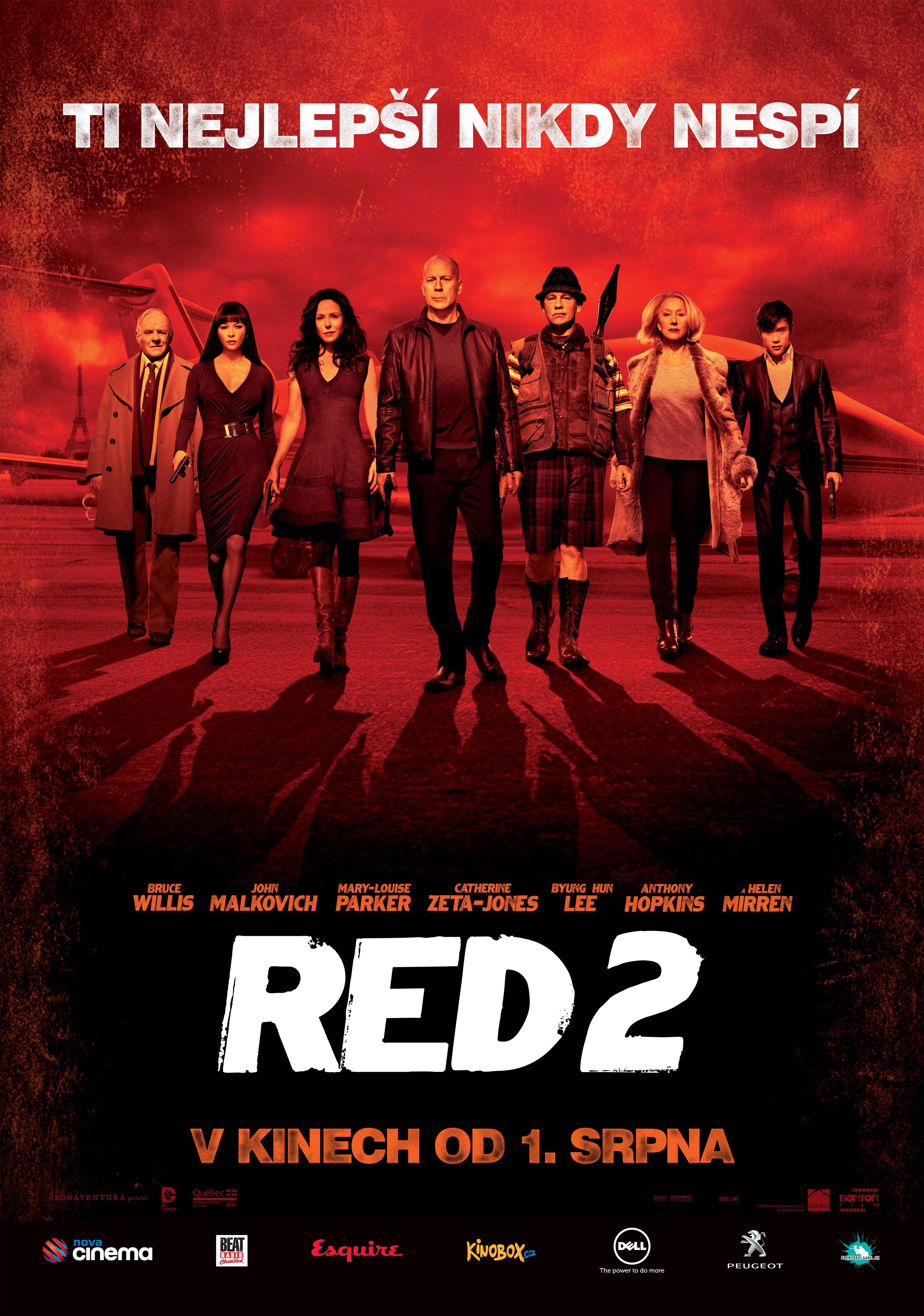 Spustit online film zdarma Red 2