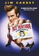 Cover k filmu Ace Ventura: Zvířecí detektiv (1994)