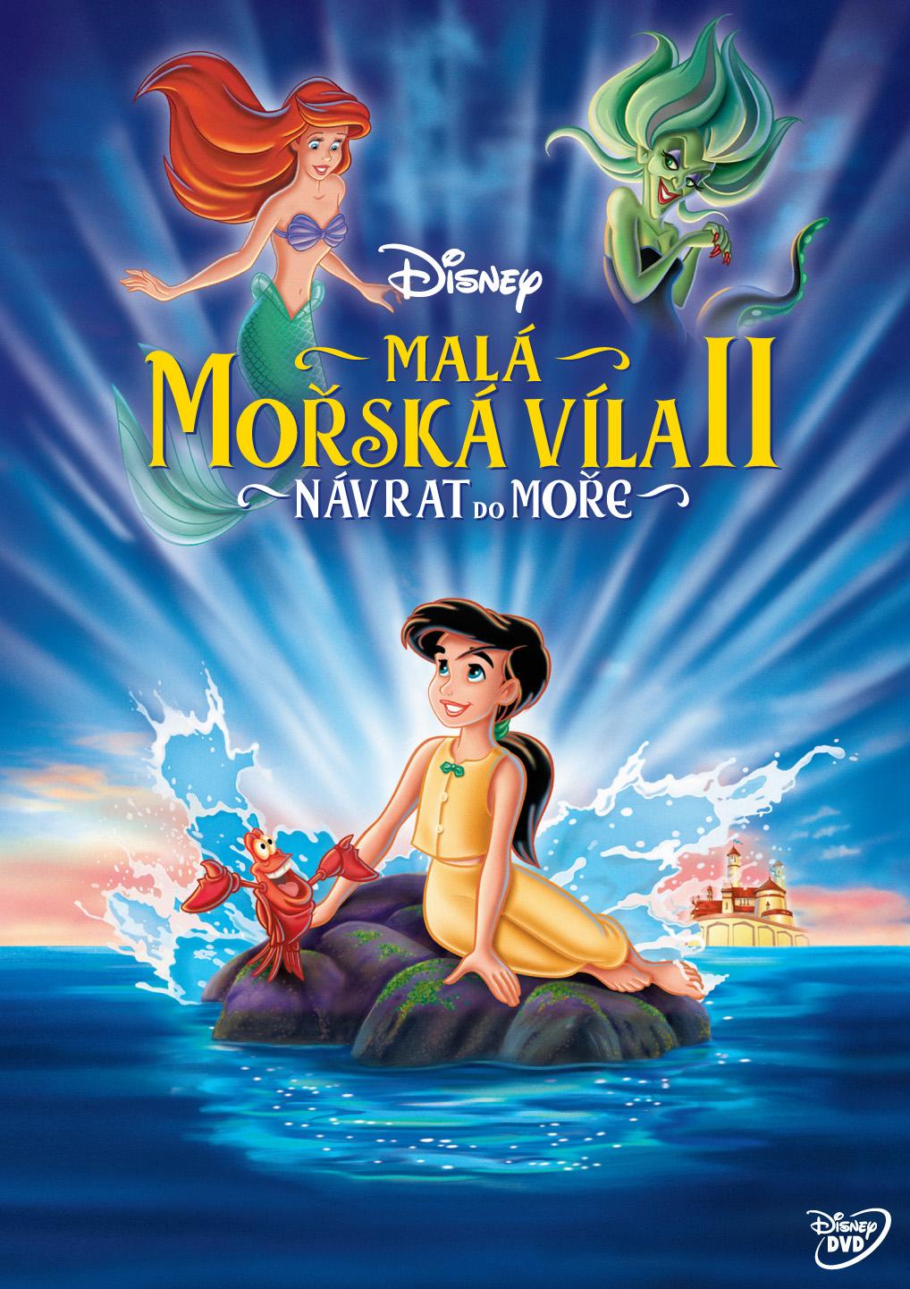 Spustit online film zdarma Malá mořská víla II.: Návrat do moře