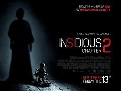 Poster k filmu Insidious: Chapter 2