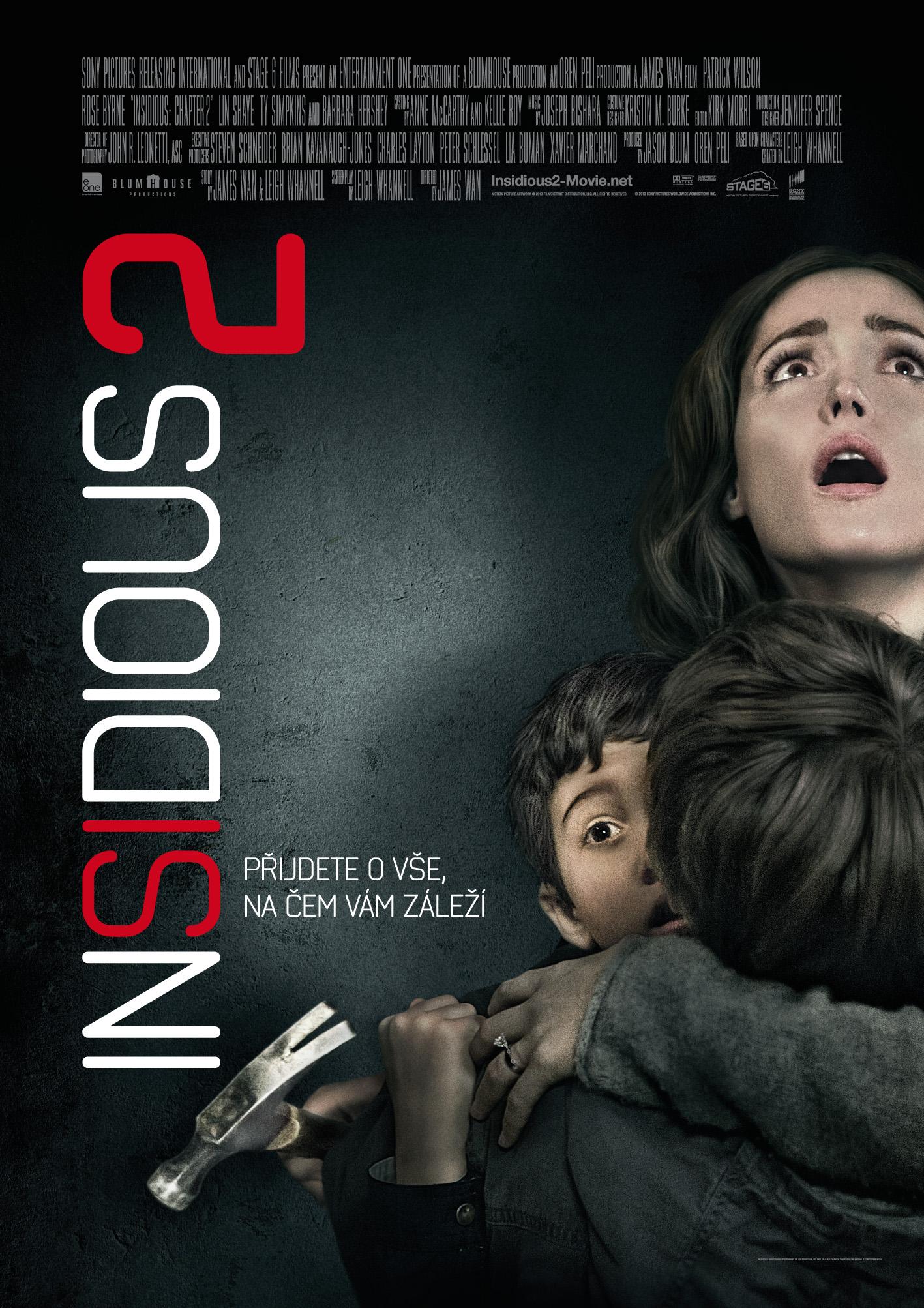 Spustit online film zdarma Insidious 2