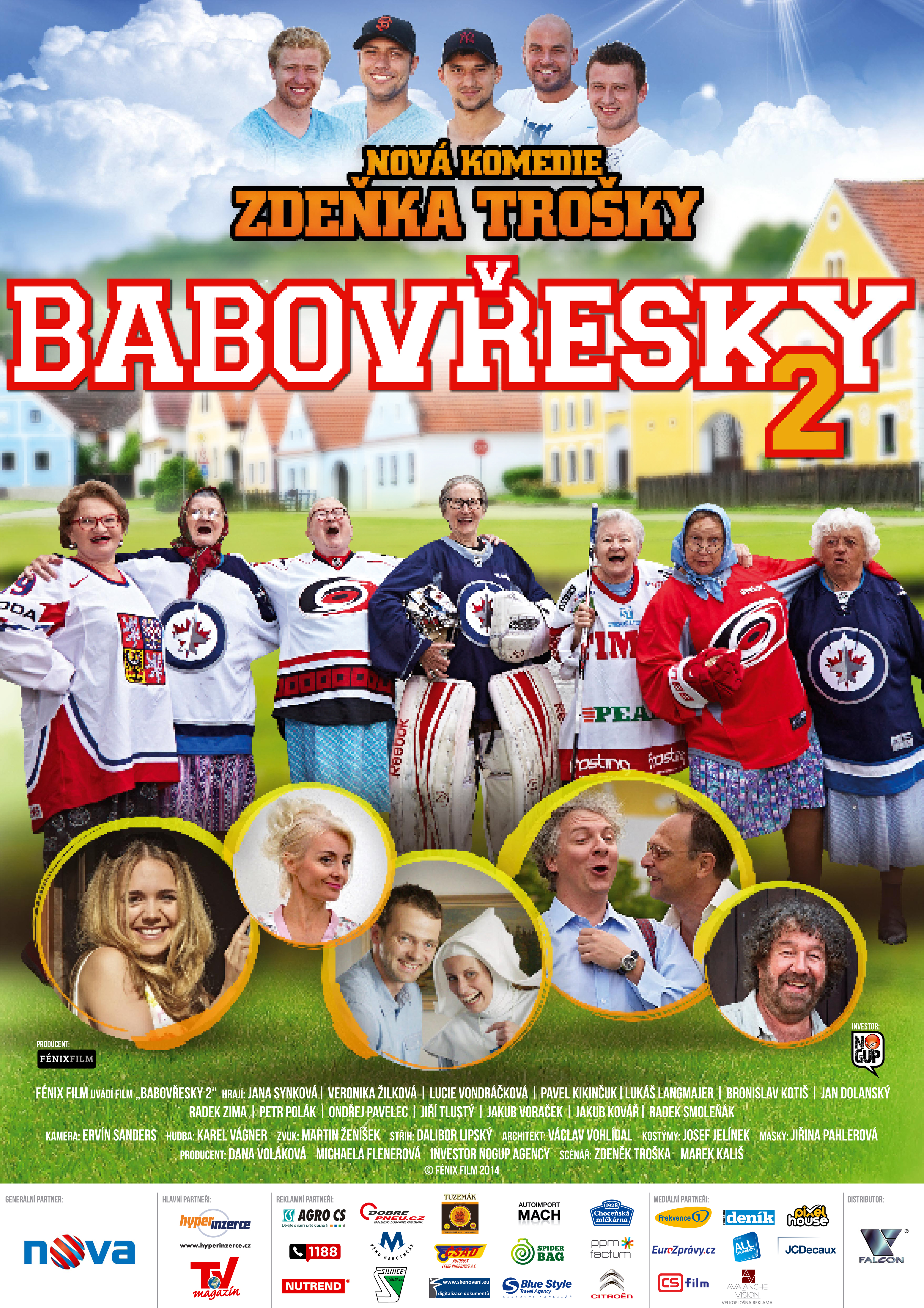 Spustit online film zdarma Babovřesky 2
