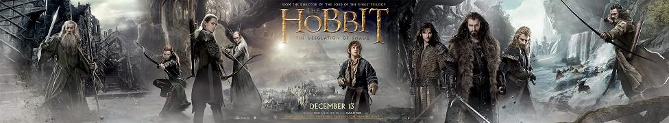 Poster k filmu Hobit: Šmakova dračí poušť