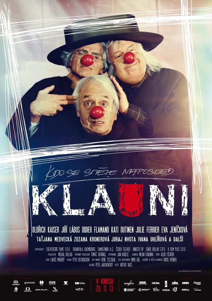 Spustit online film zdarma Klauni