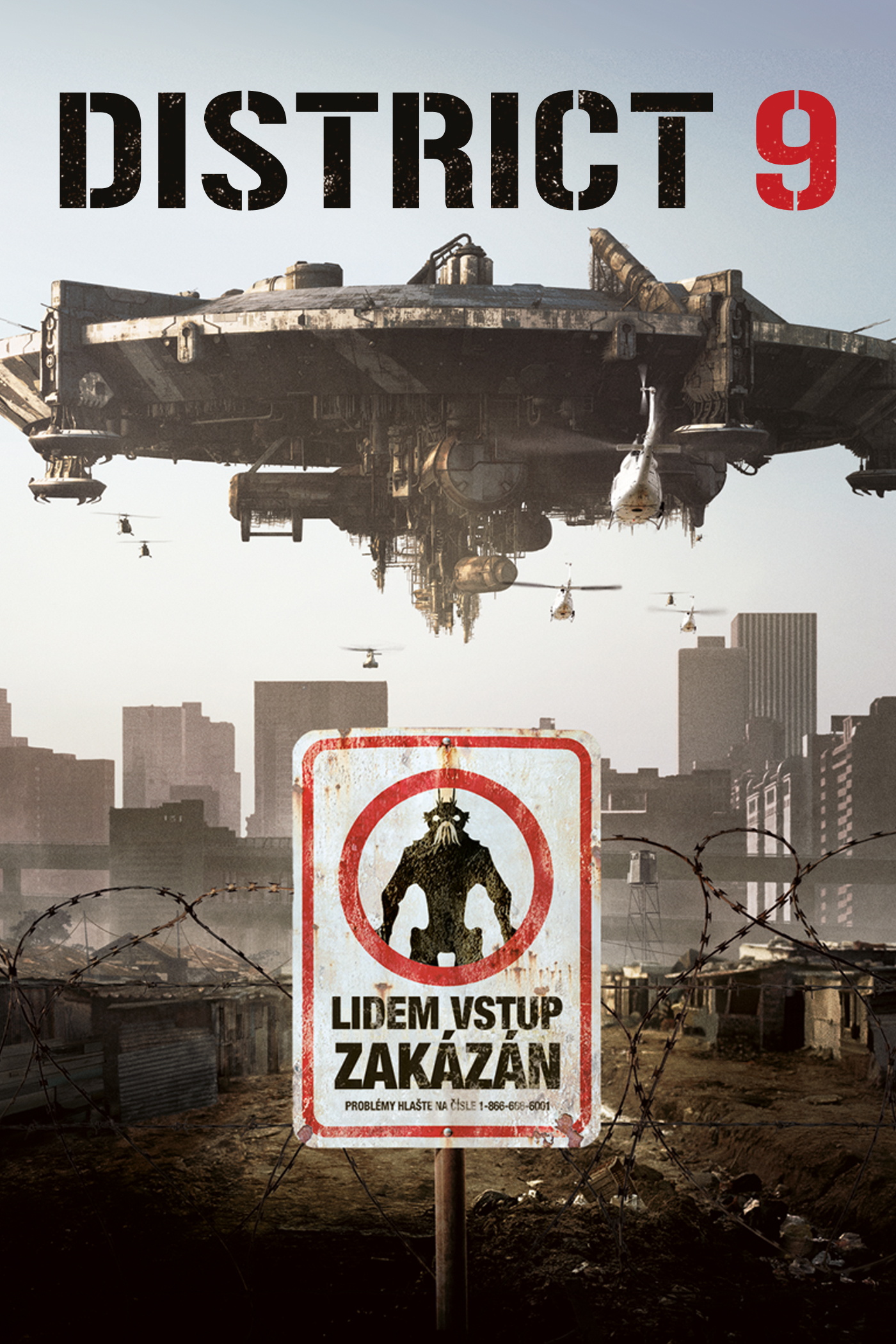 Spustit online film zdarma District 9