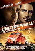 Cover k filmu Nezastaviteľný vlak (2010)