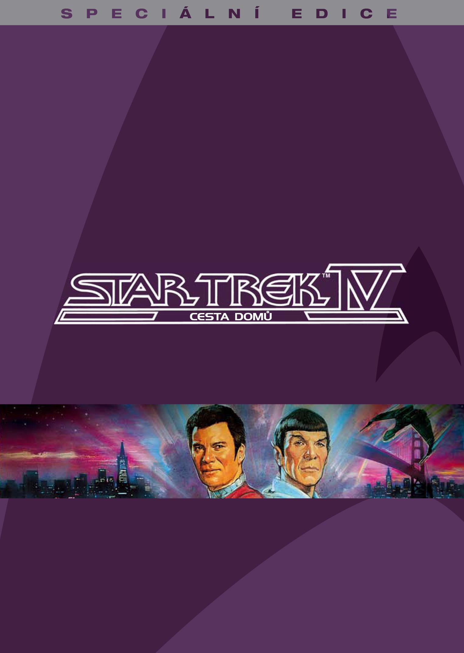 Spustit online film zdarma Star Trek IV: Cesta domů