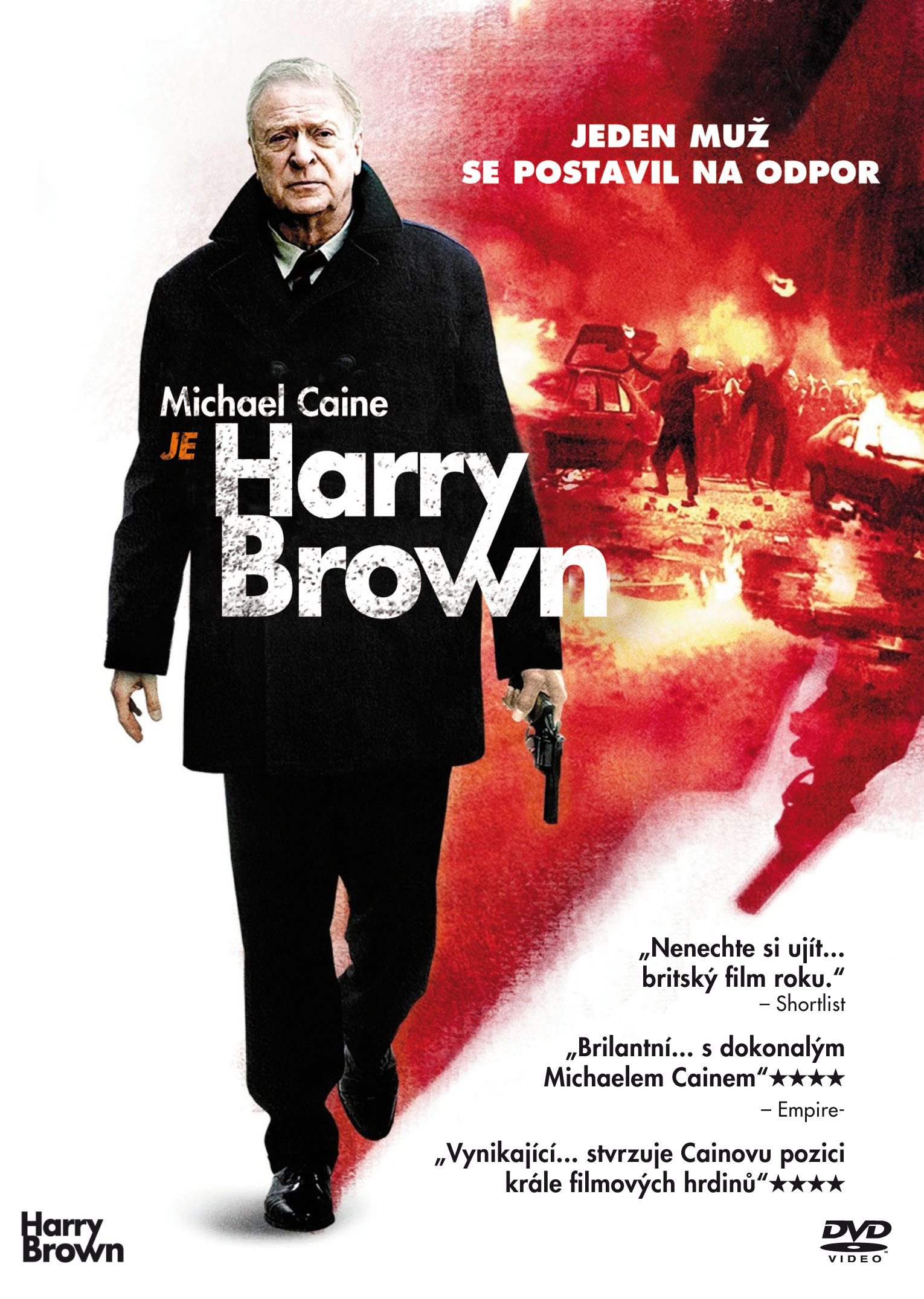 Spustit online film zdarma Harry Brown