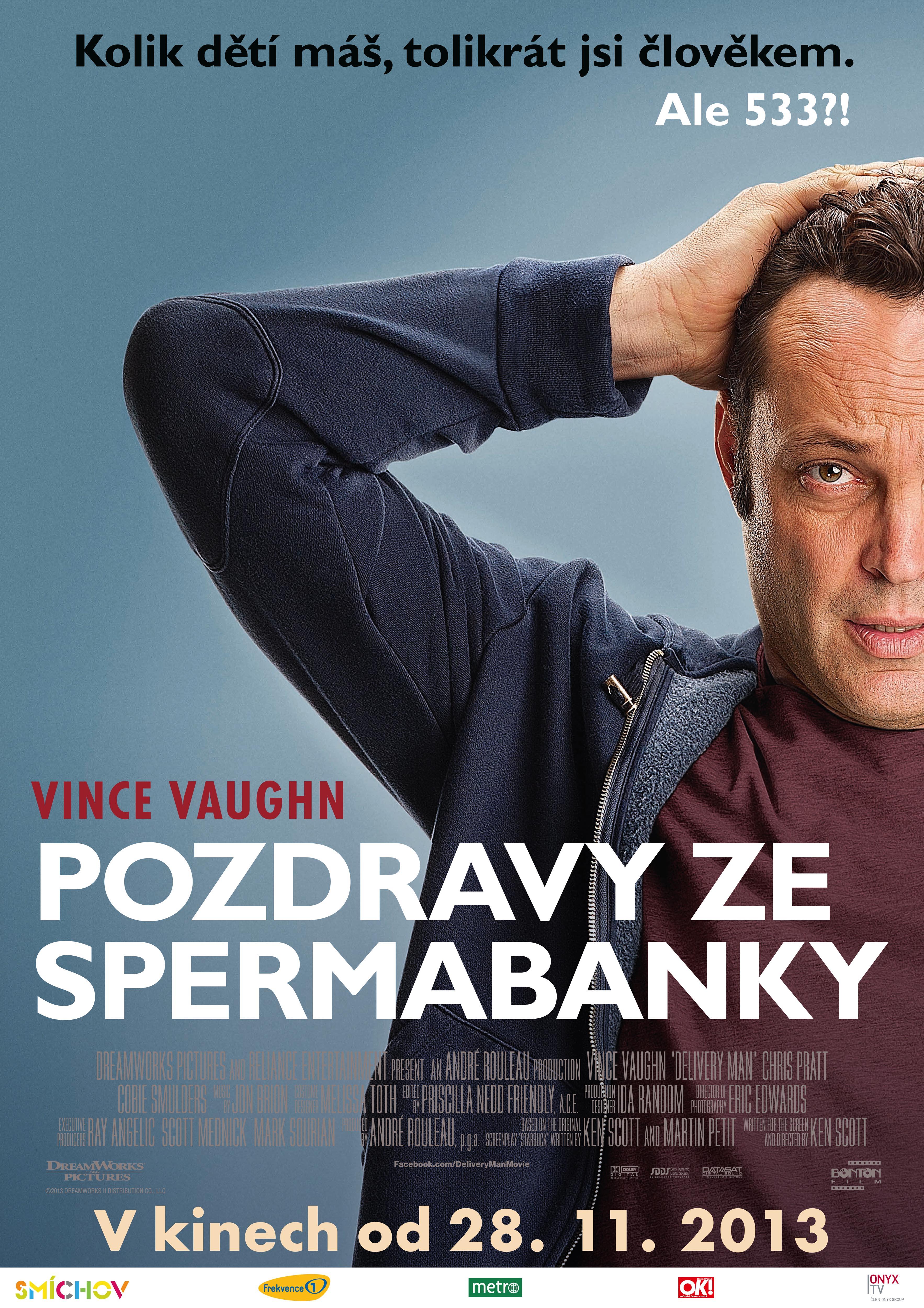 Spustit online film zdarma Pozdravy ze spermabanky