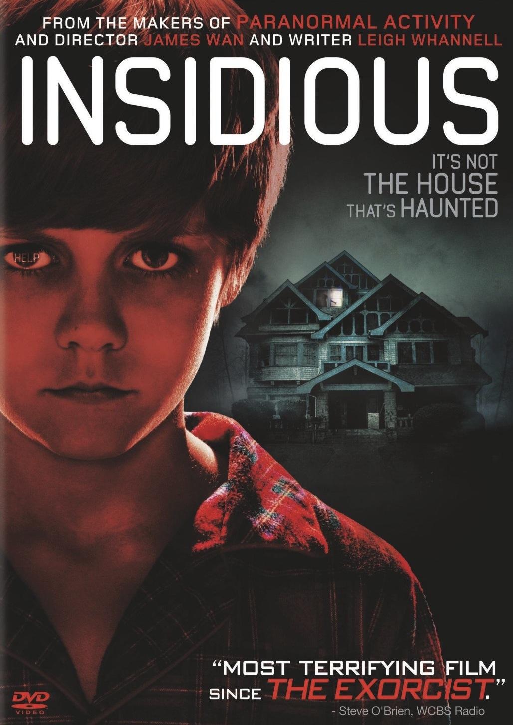 Spustit online film zdarma Insidious