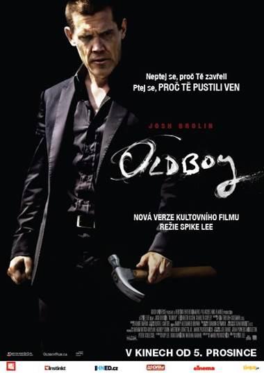 Spustit online film zdarma Oldboy