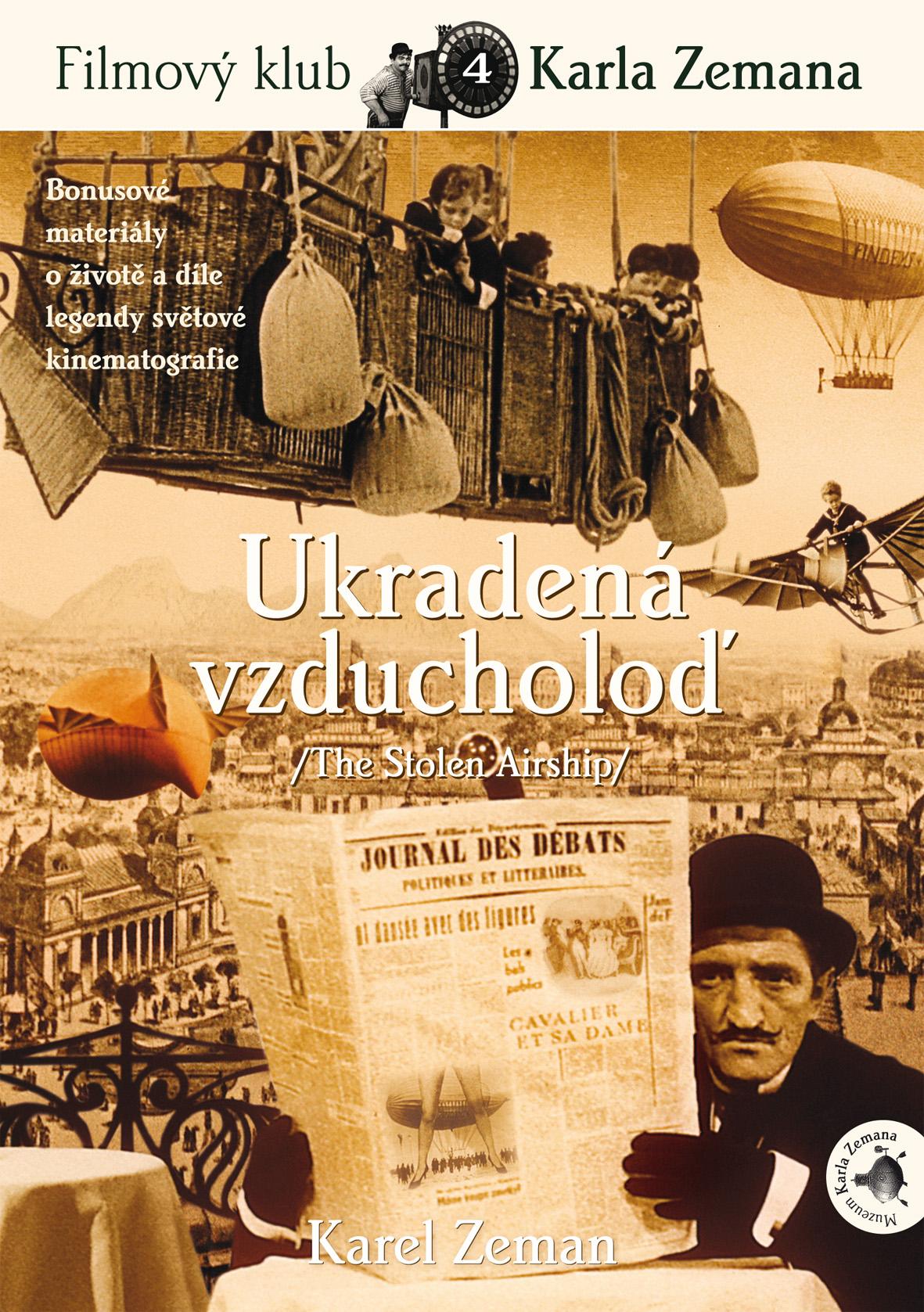 Spustit online film zdarma Ukradená vzducholoď