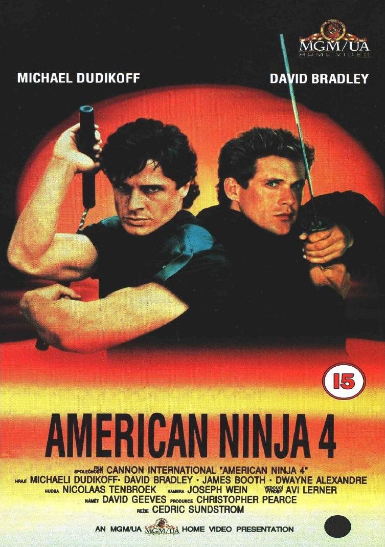Spustit online film zdarma Americký ninja 4