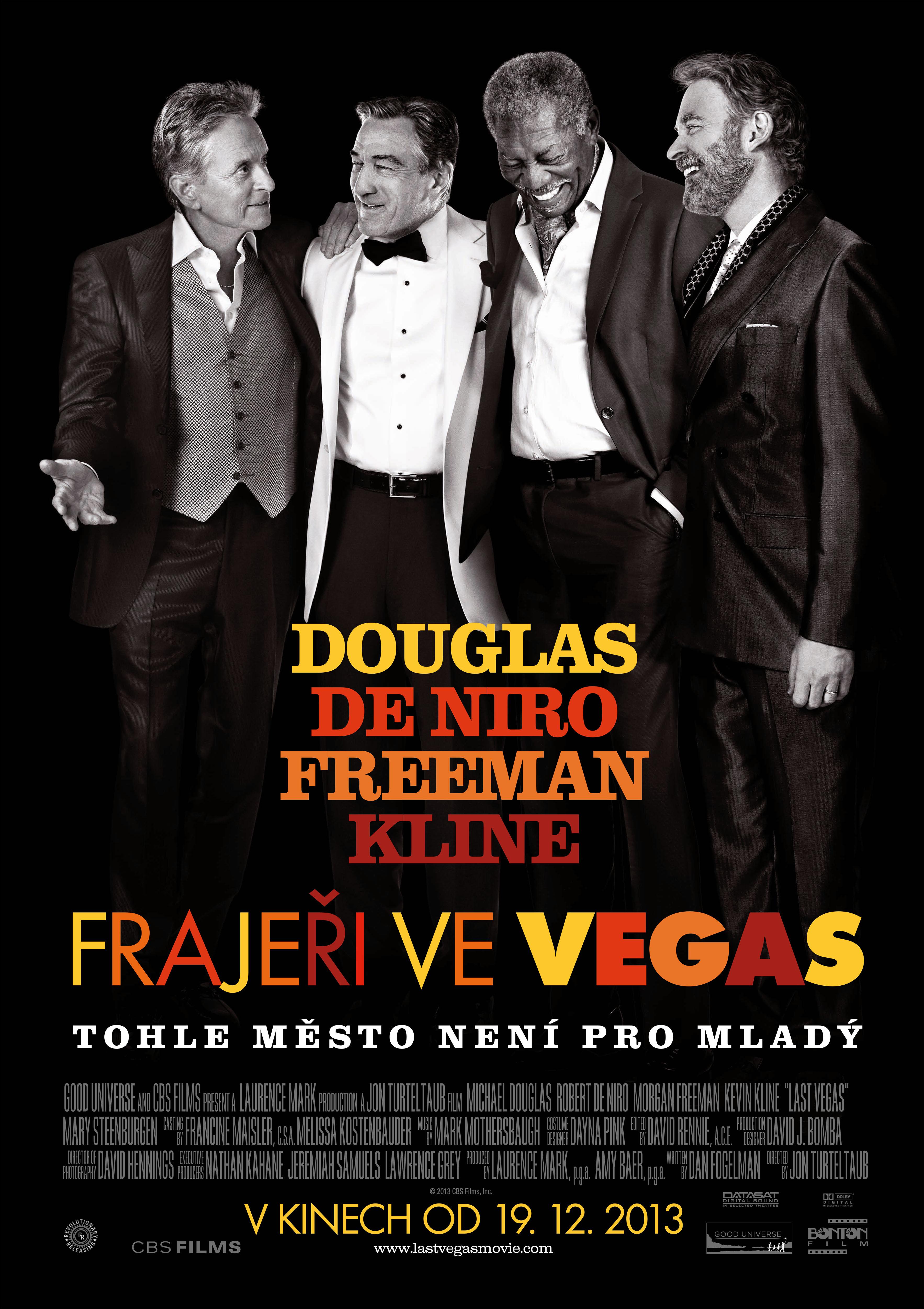 Spustit online film zdarma Frajeři ve Vegas