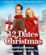 12 dates of christmas tv film 2011 for Christmas movies on cable tv tonight