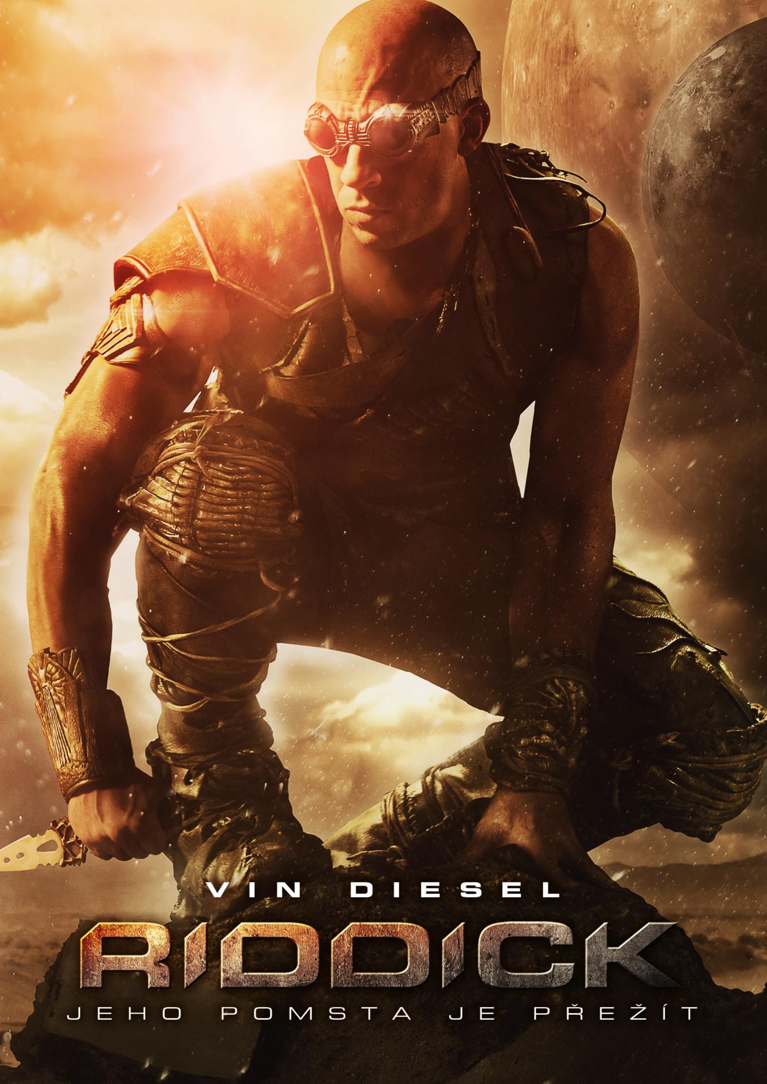 Spustit online film zdarma Riddick